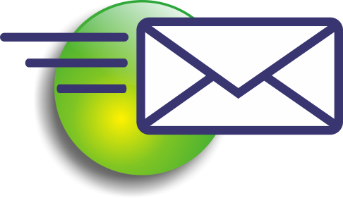 button mail